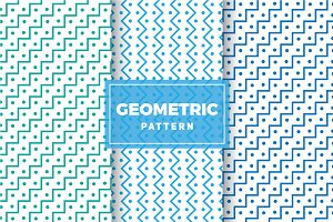 Geometric Vector Patterns #275