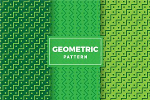 Geometric Vector Patterns #274