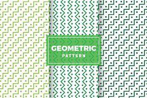 Geometric Vector Patterns #273