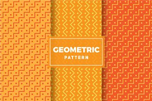Geometric Vector Patterns #272