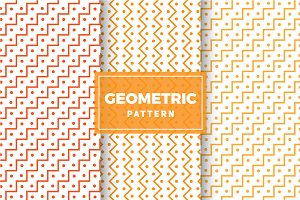 Geometric Vector Patterns #271