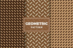 Geometric Vector Patterns #270