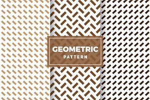 Geometric Vector Patterns #269