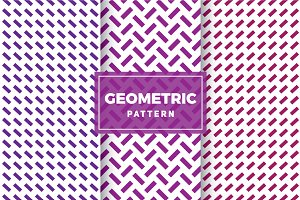 Geometric Vector Patterns #267