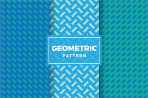 Geometric Vector Patterns #266