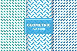 Geometric Vector Patterns #265