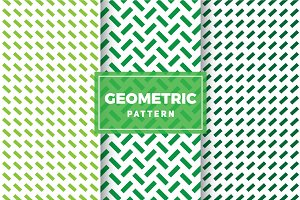 Geometric Vector Patterns #263