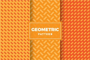 Geometric Vector Patterns #262
