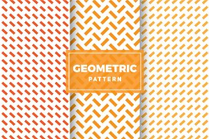 Geometric Vector Patterns #261