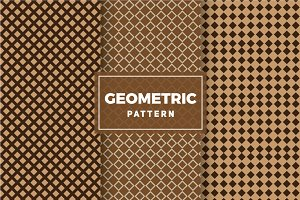 Geometric Vector Patterns #260