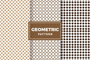 Geometric Vector Patterns #259