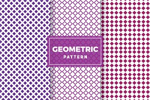 Geometric Vector Patterns #257
