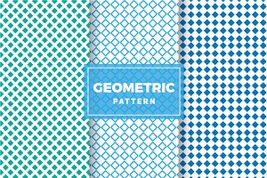 Geometric Vector Patterns #255