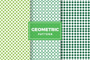 Geometric Vector Patterns #253