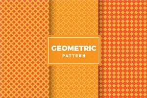 Geometric Vector Patterns #252