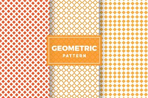 Geometric Vector Patterns #251