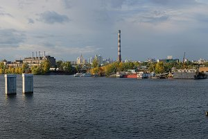 Industrial Panorama in High Res