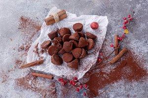 Home-made Truffles