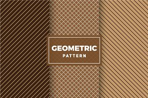 Geometric Vector Patterns #400