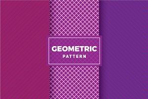 Geometric Vector Patterns #398