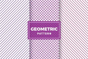 Geometric Vector Patterns #397