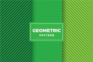 Geometric Vector Patterns #394