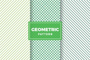 Geometric Vector Patterns #393