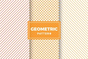 Geometric Vector Patterns #391