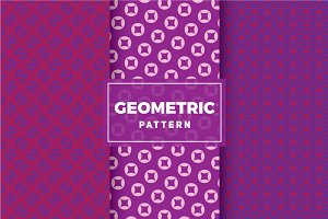 Geometric Vector Patterns #388