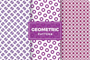 Geometric Vector Patterns #387