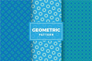 Geometric Vector Patterns #386