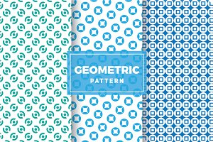 Geometric Vector Patterns #385
