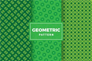 Geometric Vector Patterns #384
