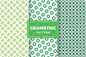 Geometric Vector Patterns #383