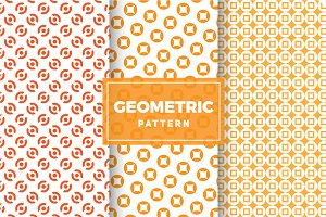 Geometric Vector Patterns #381