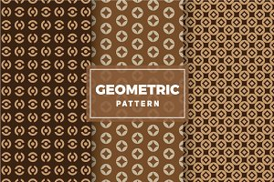 Geometric Vector Patterns #380