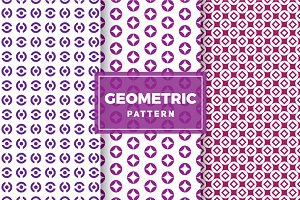 Geometric Vector Patterns #377