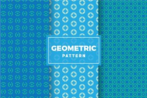 Geometric Vector Patterns #376
