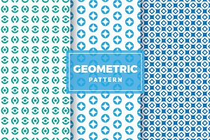 Geometric Vector Patterns #375