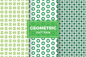 Geometric Vector Patterns #373
