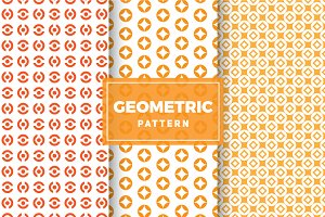 Geometric Vector Patterns #371