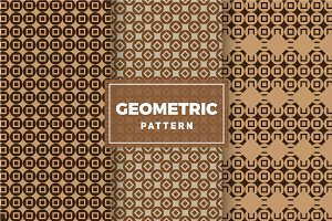 Geometric Vector Patterns #370