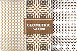 Geometric Vector Patterns #369