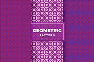 Geometric Vector Patterns #368