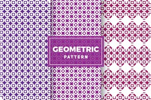 Geometric Vector Patterns #367