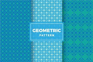 Geometric Vector Patterns #366