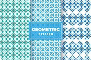 Geometric Vector Patterns #365