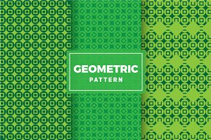 Geometric Vector Patterns #364