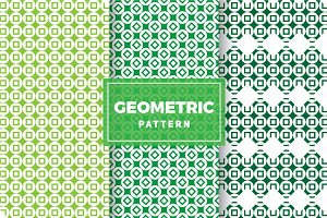 Geometric Vector Patterns #363