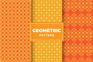 Geometric Vector Patterns #362